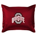 Ohio State Buckeyes Locker Room Pillow Sham  from: USD$24.95