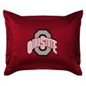Ohio State Buckeyes Locker Room Pillow Sham  from: USD$24.95