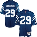 Reebok Nfl Equipment Indianapolis Colts #29 Eric Dickerson Royal Blue Tackle Twill Throwback Football Jersey  from: USD$74.99