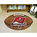 "Tampa Bay Buccaneers 22""x35"" Football Mat  from: USD$24.95"