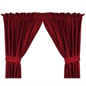 "Tampa Bay Buccaneers 82"" X 63"" Short Drapes  from: USD$42.95"