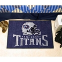 "Tennessee Titans 20""x30"" Starter Mat  from: USD$19.95"