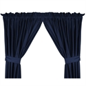 "Tennessee Titans 82"" X 63"" Short Drapes  from: USD$42.95"