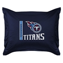 Tennessee Titans Locker Room Pillow Sham  from: USD$24.95