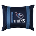 Tennessee Titans Sideline Pillow Sham  from: USD$28.95