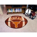 "Texas Longhorns 22""x35"" Football Mat  from: USD$24.95"