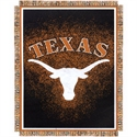 "Texas Longhorns 48""x60"" Focus Series Acrylic Triple Woven Blanket Throw  from: USD$29.95"