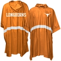 Texas Longhorns Fficial Team Poncho  from: USD$12.95