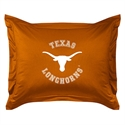 Texas Longhorns Locker Room Pillow Sham  from: USD$24.95