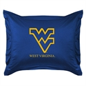 West Virginia Mountaineers Locker Room Pillow Sham  from: USD$24.95