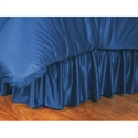 West Virginia Mountaineers Queen Size Bedskirt  from: USD$37.95