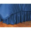 West Virginia Mountaineers Queen Size Bedskirt  from: USD$37.95