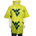 West Virginia Mountaineers Short Sleeve Poncho  from: USD$6.95