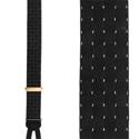 Pindot Formal Suspenders - Silk Braces By Trafalgar  from: USD$54.95