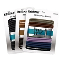 Karina 20 Pc Metal Free Elastics  from: USD$2.99