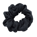 Karina Black Cotton Scrunchie  from: USD$2.00