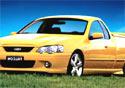 Rally Driving V8 Ute - Adelaide