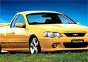 Rally Driving V8 Ute - Melbourne