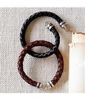 Braided Leather Bracelet  from: USD$49.99