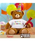 "Deluxe 16"" Birthday Hugs Bear By Unlimited  from: USD$29.98"