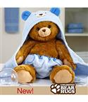 "Deluxe 16"" Cuddly Cub Blue By Unlimited Bear Hugs  from: USD$29.98"