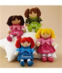 Personalizable Rag Doll  from: USD$19.95