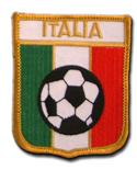 Italia Soccer Patch  from: USD$3.00