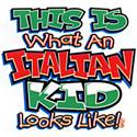 Italian Kid Looks Like.  from: USD$10.00