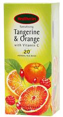 """Tangerine And Orange Fruit Tea With Vitamin C - 6 Pack Of 20`s "" from: NZ39.90"