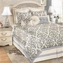 Ashley Opera King 10 Piece Bed In A Bag - Bedding  from: USD$414.98