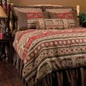 Blue Barn Adirondack King 7 Piece Bed In A Bag - Bedding  from: USD$419.98