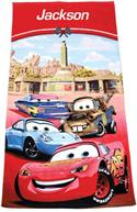 Personalised Cars Beach Towel from: AU$29.95