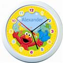 Sesame Street Personalised Clock from: AU$19.95