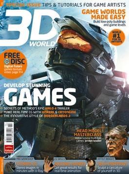 3d World (uk) Magazine   from AU$159.78