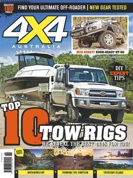 4x4 Australia Magazine   from AU$84.95