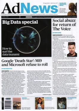 Adnews Magazine   from AU$88.00