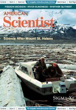 American Scientist (us) Magazine   from AU$108.50
