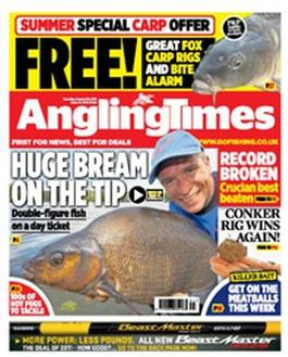 Angling Times (uk) Magazine   from AU$147.39