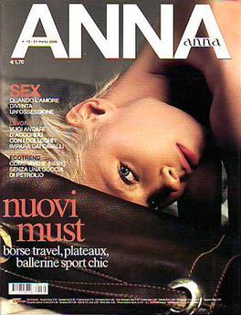 Anna Italy Magazine   from AU$540.00