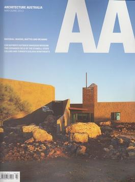 Architecture Australia Magazine   from AU$82.00