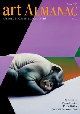 Art Almanac The Australian Gallery Guide Magazine   from AU$49.00