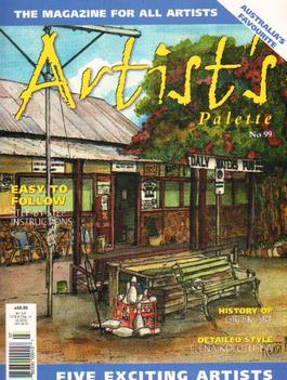 Artists Palette Magazine   from AU$65.00