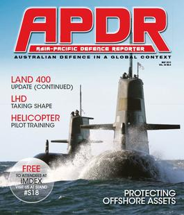 Asia-pacific Defence Reporter Magazine   from AU$198.00