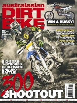 Australasian Dirt Bike Magazine   from AU$84.95