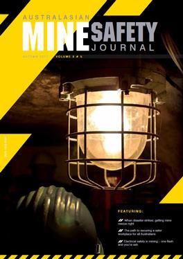 Australasian Mine Safety Journal Magazine   from AU$37.50