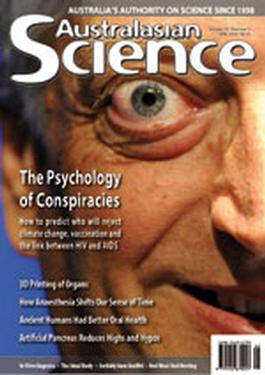 Australasian Science Magazine   from AU$79.00