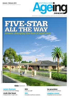Australian Ageing Agenda Magazine   from AU$87.00