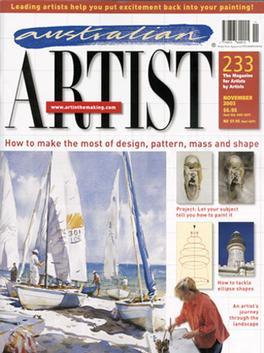 Australian Artist Magazine   from AU$75.00