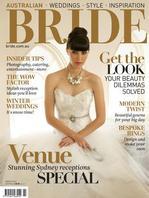 Australian Bride Magazine   from AU$79.80
