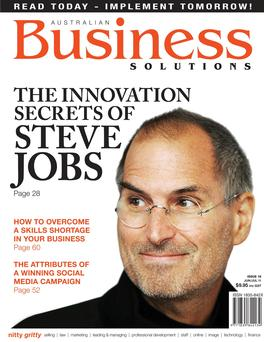 Australian Business Solutions Magazine   from AU$52.00
